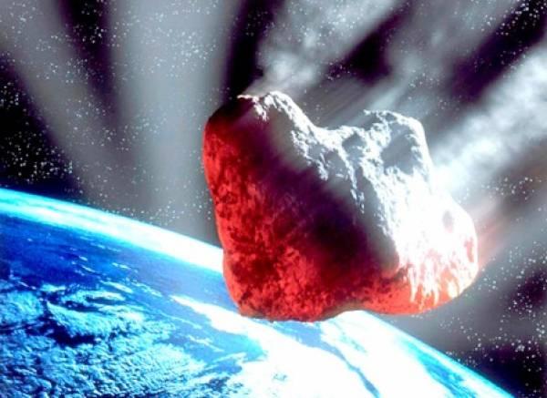 Meteoritos caen a toda hora.