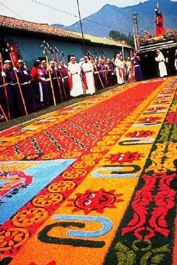 Antigua viajes for Antigua alfombras