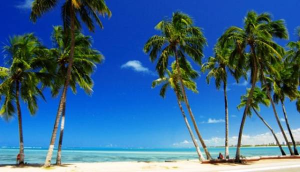 Las 10 mejores playas de Brasil