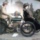 Motos, viaje al pasado