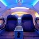 Dreamliner, nuevo jet revolucionario y bello