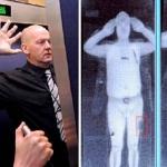 Desnudos en los aeropuertos