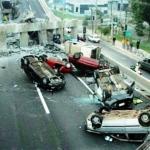 Terremotos en Uruguay, aunque solo temblores