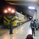 Viaje en tren al carnaval de Oruro