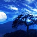 Por qué hay luna llena en Semana Santa