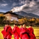Bután, postgrado turístico