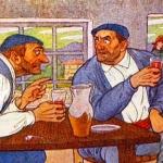 Vascos engrillados en aquél Montevideo de 1836