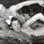 Nadadores de película