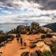 Subir al  monte Misen