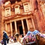 Petra, donde espacio y tiempo se confunden