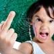 ¡No señales con el dedo en la India!