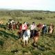 ¿Te creés uruguayo y no sabés andar a caballo?