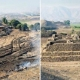 Destruyeron pirámides de 5.000 años