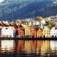 Bergen, la postal noruega