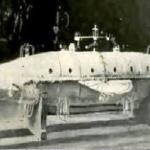 El primer submarino de un uruguayo