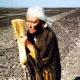 La mujer que barría el desierto