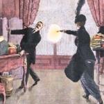 Montevideo, Le Figaró y el affaire Prieu de 1914