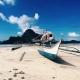 Mi nieta en las mejores islas del sudeste asiático