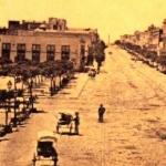 Plaza Independencia, antes del 900