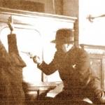 1928, asalto al cambio Messina