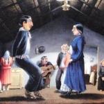 Danzas criollas, de dónde salieron