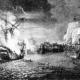 El Lord Clive y una bala de cañón al rojo