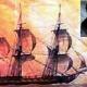 El barco de Napoleón y el cirujano de Artigas