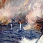 Las batallas de Coronel y de Islas Malvinas 1914