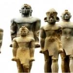 Faraones y reinas negros