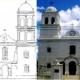 Iglesia colonial de San Carlos