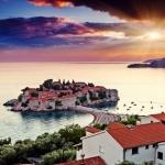 Sveti Stefan, insólita isla y hotel