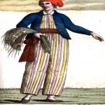 Jeanne Baret (1767), mujer travestida que vivió en Montevideo