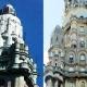 Dos palacios mellizos: Barolo y Salvo