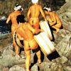Las buceadoras desnudas de Japón