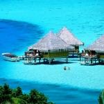 De paseo por Tahiti, Raiatea y Bora Bora