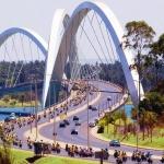 Brasilia, la que se adelantó demasiado al futuro