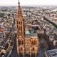 Milenaria catedral de Estrasburgo