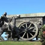 Carretas y carretones, navios de las Pampas