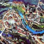 Český Krumlov, el pueblo que se escapó de un cuento