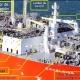 A Trinidad Tobago… en buque metanero