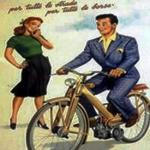 Viejos motores para bicicletas de calle