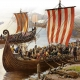 Irlanda en los 250 años de dominación vikinga
