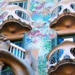 Con Gaudí por Barcelona