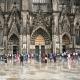 La catedral de Colonia te deja mudo… y sordo