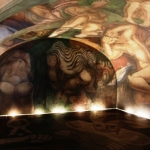 Siqueiros, el mural y la ninfa uruguaya