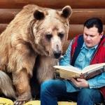 El hombre es como el oso, cuanto más feo, más cariñoso