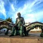 Julio Verne, el viajero inmóvil, visionario y fabulador.