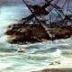 La sudestada que ahogó 200 vascos; mujeres y niños principalmente