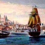 El hijo de Napoleón Bonaparte y su hija en Montevideo 1847