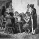 Dos carolinos audaces en 1789, tiempos salvajes y de enriquecimiento.